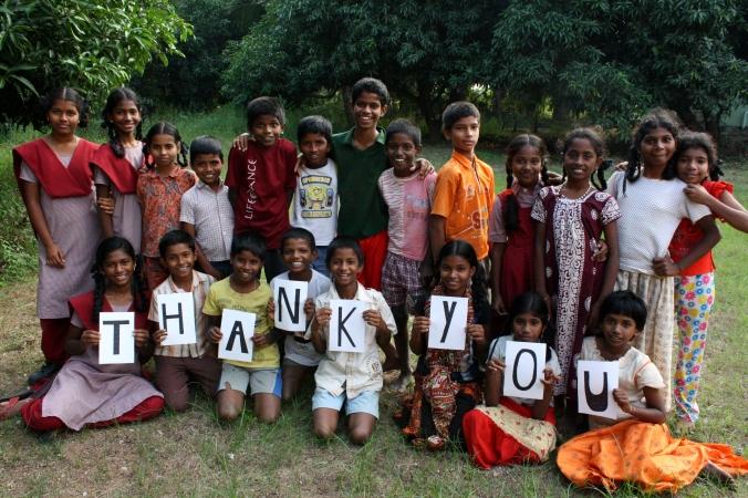 india thank you