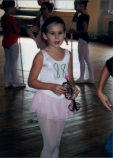 First Nutcracker Audition