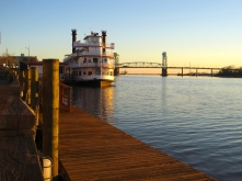 WIlmington for sunset